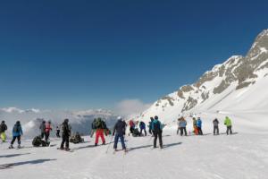 St Anton am Arlberg skiing skiflicks.com 2