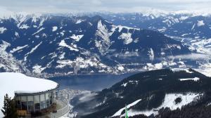 Zell am Zee skiing02