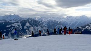 Zell am Zee skiing03