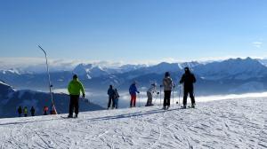 Zell am Zee skiing04